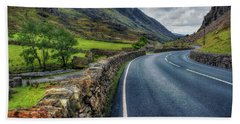 Llanberis Pass  Beach Sheet