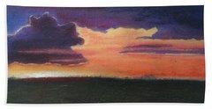 Marsh Sunset Beach Sheet