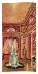 Mastbaum Theatre Beach Towel