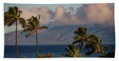 Maui Palms Beach Towel