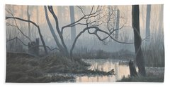 Misty Hideaway - Wood Duck Beach Sheet