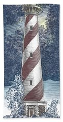 Peace In The Storm Beach Towel
