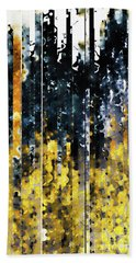 1 Peter 1 7. Tested By Fire Beach Towel