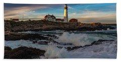 Portland Headlight Beach Sheet