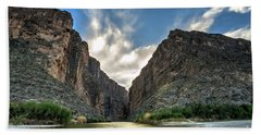 Santa Elena Canyon Beach Sheet