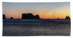 Second Beach Beach Towel