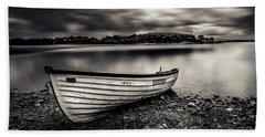 The Lone Boat Beach Sheet