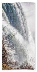 The Mighty Niagara Falls Beach Sheet