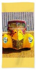 1940 Ford Beach Sheet
