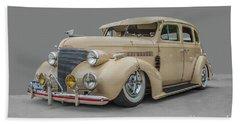 1939 Chevrolet Master Deluxe Beach Sheet