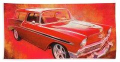 1956 Chevy Nomad Beach Sheet