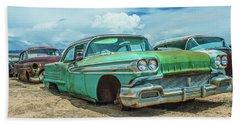 1958 Oldsmobile Super 88 Beach Sheet