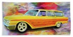 1961 Ford Wagon Beach Sheet