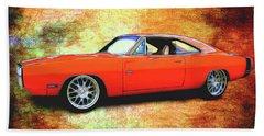 1970 Dodge Charger Beach Sheet
