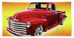 19948 Chevy Truck Beach Sheet