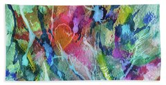 Abstract 224 Beach Towel