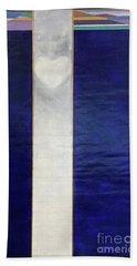 Ascending Heart Beach Towel