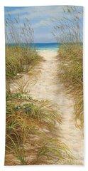 Beach Access Beach Towel