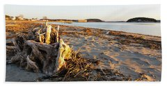 Popham Beach State Park - Phippsburg Maine Usa Beach Sheet