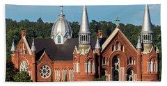 Sacred Heart Cultural Center - Augusta Ga Beach Towel