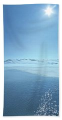 Beach Towel featuring the photograph Stillness by Phil Koch