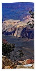 The Grand Canyon Is 100 Years Old Beach Towel
