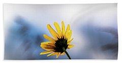 Wild Sunflower Beach Sheet