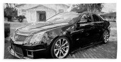 2012 Cadillac Cts-v700 Hennessy A103 Beach Sheet