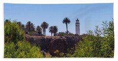 Point Vicente Lighthouse Beach Sheet
