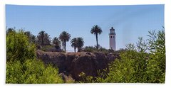 Point Vicente Lighthouse Beach Sheet