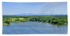 Smith Mountain Lake, Va. Beach Towel