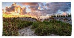 48th Ave. Sunrise North Myrtle Beach Beach Towel