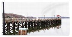 Northport Dock Beach Sheet