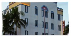 Art Deco - South Beach - Miami Beach Beach Sheet