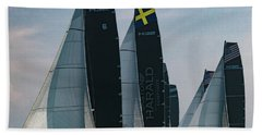 M32 Chicago Beach Towel