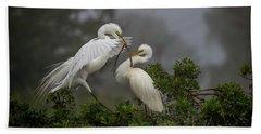 A Couple Of Birds Beach Sheet