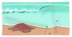 A New Beginning Beach Sheet
