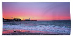 A New Day Beach Towel
