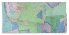 Abstract 3 Beach Sheet