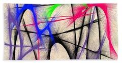 Abstract 901 Beach Sheet