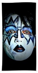 Ace Frehley Beach Towel