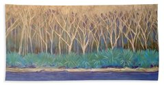 Across The Creek Beach Towel