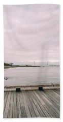Across The Marsh Beach Towel