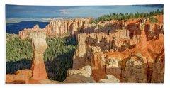 Agua Canyon Beach Towel