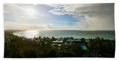 Aguada Sunset Beach Towel