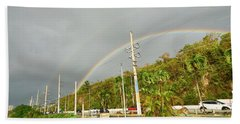 Aguadilla Rainbow Beach Sheet