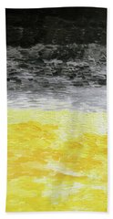 Alpha Omega Beach Towel