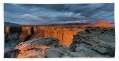 American Southwest Beach Towel