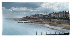 An English Beach Beach Sheet