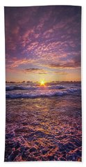 Beach Towel featuring the photograph And Then Begin Again by Phil Koch
